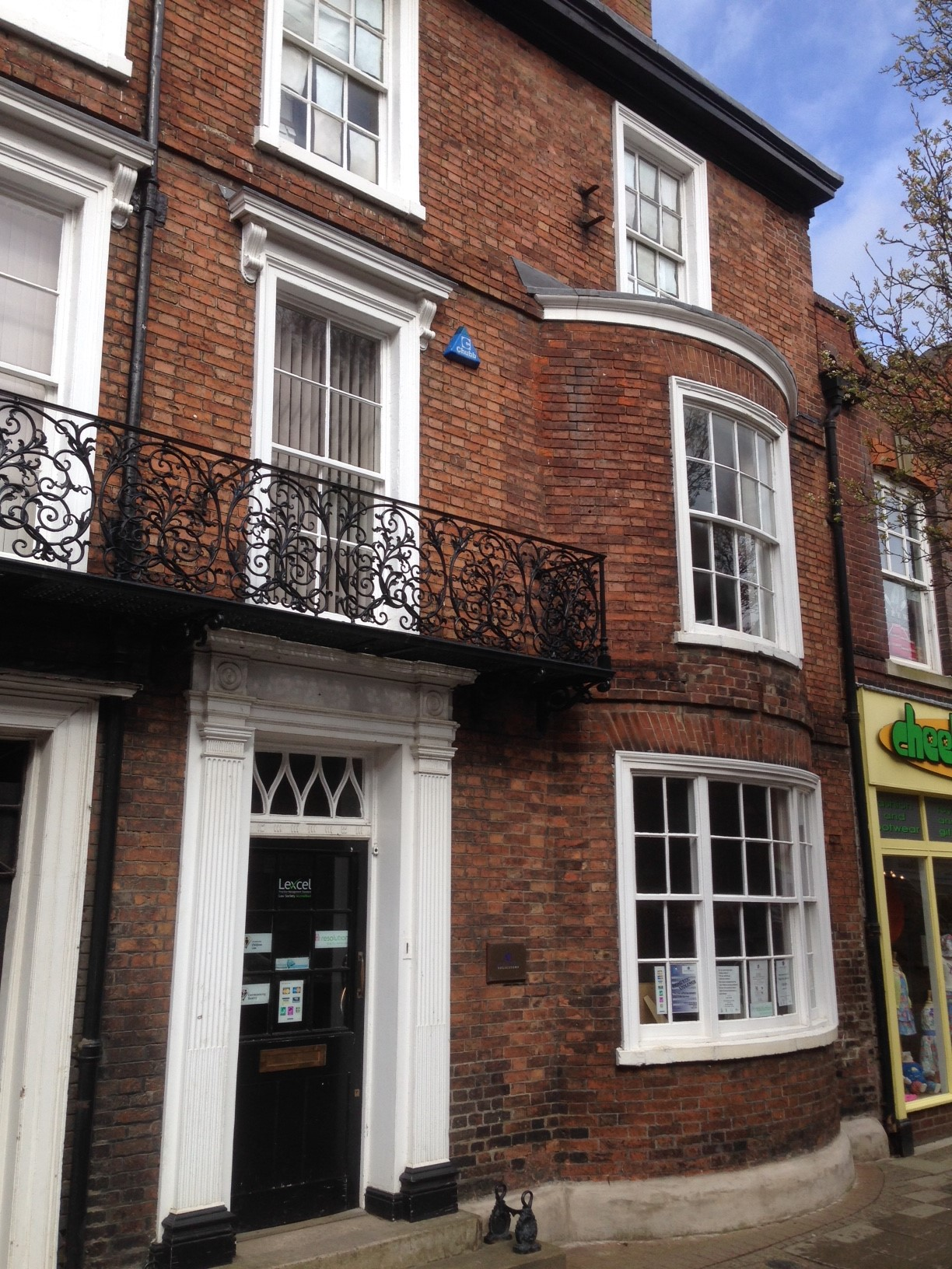 Retford Solicitor's offices; 7 Grove Street